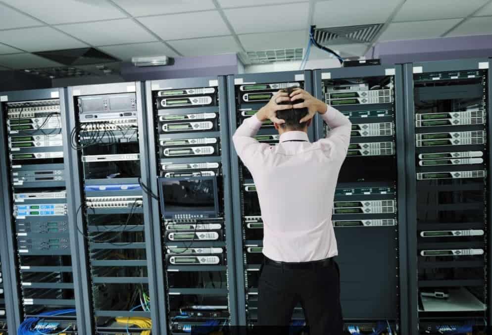 Caos en un Data Center @SERVICES4iT