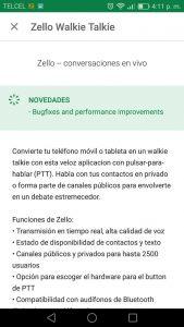 Descripción-zello@SERVICES4iT