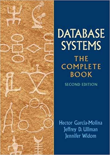 DATA BASE SYSTEMS BOOK- DR. GARCIA MOLINA
